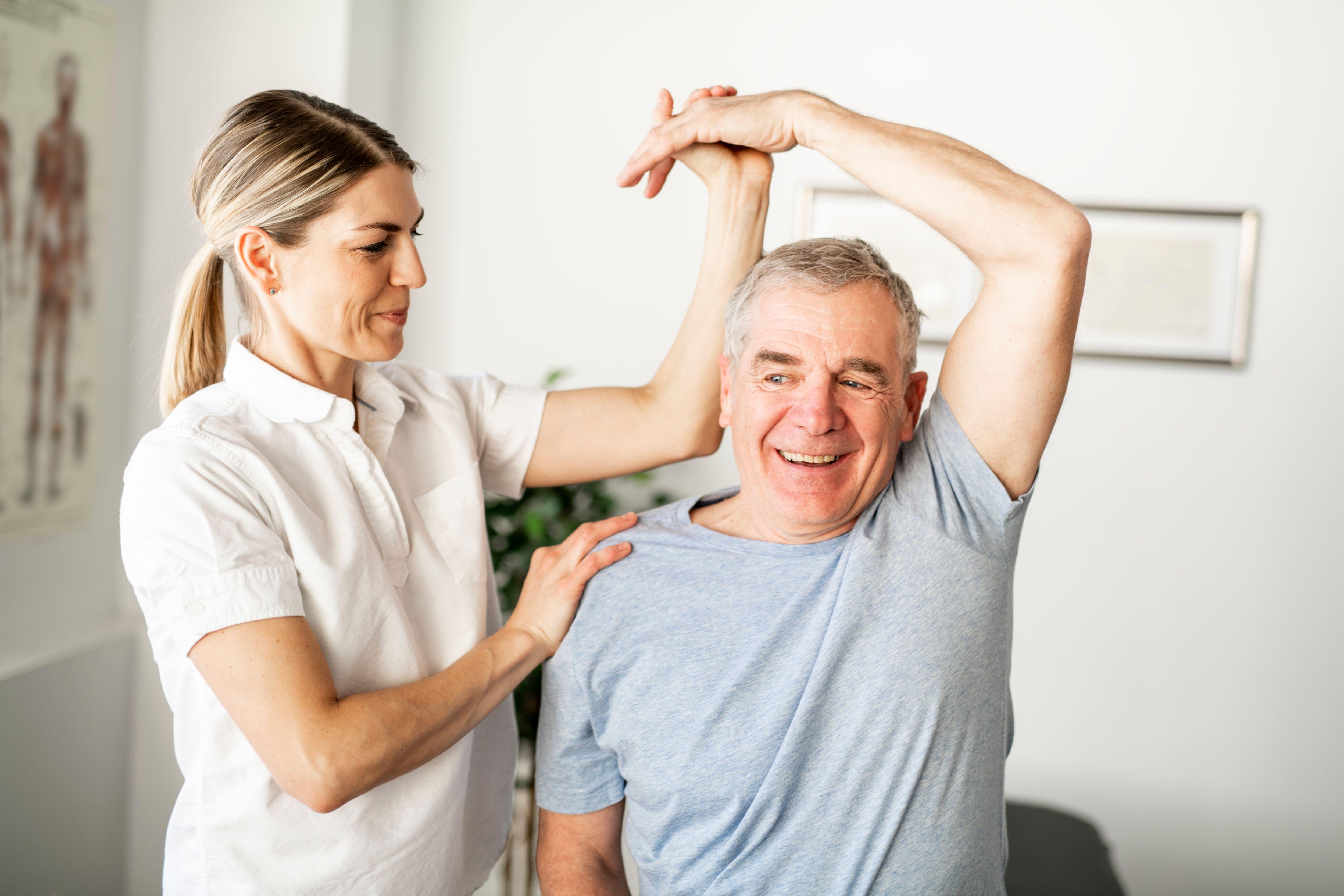 mal de dos : consulter un kinésithérapeute